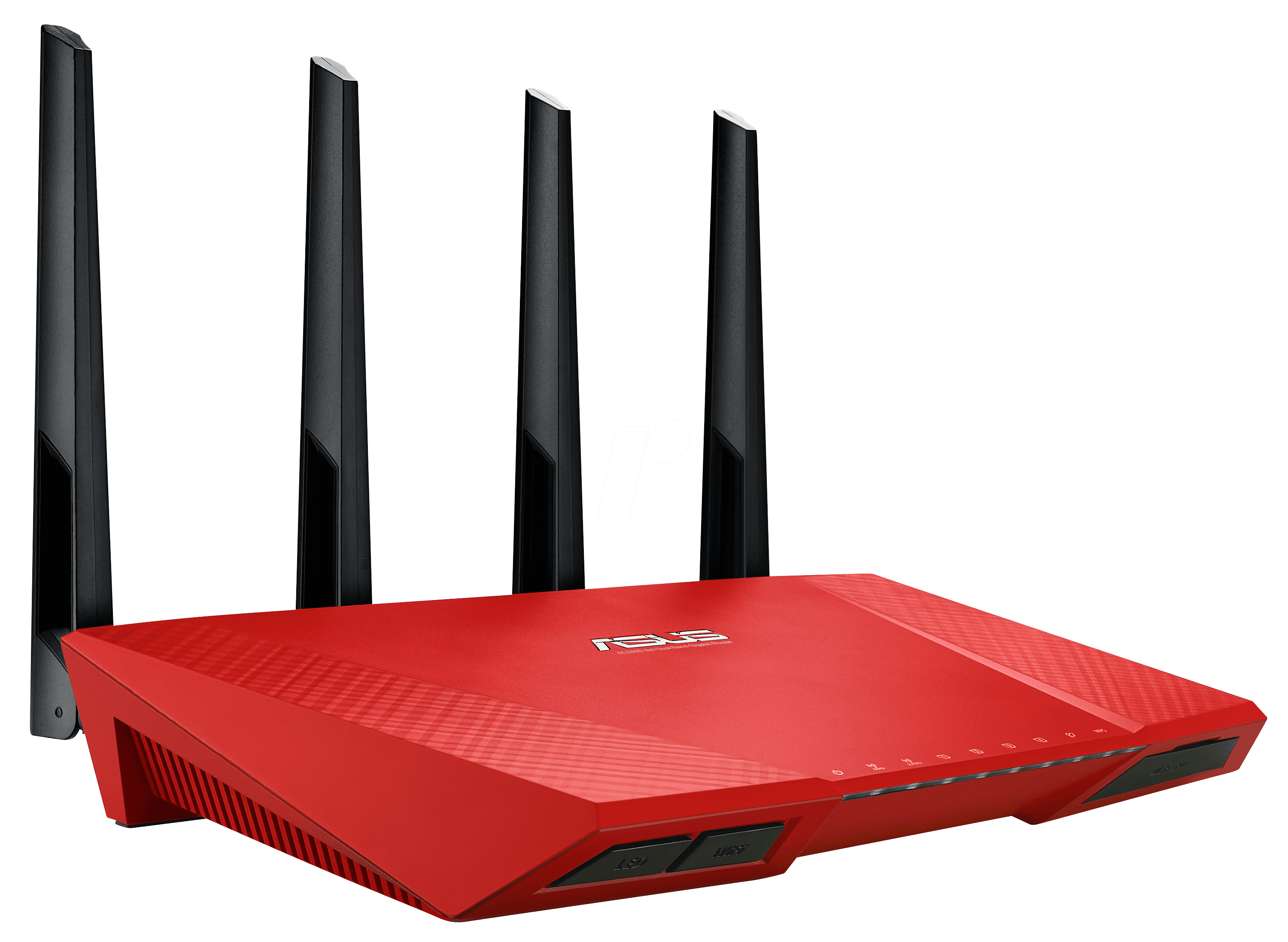 setting up asus router