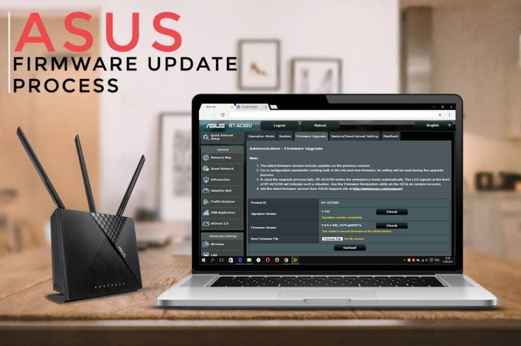 Asus firmware update process